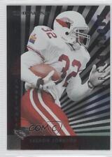 1997 Donruss Silver Press Proof #74 LeShon Johnson Arizona Cardinals Card