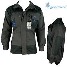Arbeitsjacke Jacke Arbeitskleidung Schutzjacke Schwarz Blau LH Gr. S - XXXL