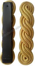 Military Shoulder Cord Gold  Army Navy shoulder Board