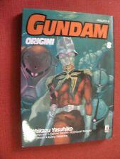 GUNDAM ORIGINI - N° 8 -  DI:YOSHIKAZU YASUHIKO- MANGA STAR COMICS