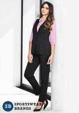 Biz Corporates Ladies Slim Leg Tapered Pant Womens Work Size 4-20 Office 10117