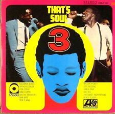 LP that's Soul 3-SAME-Slavati-cleaned
