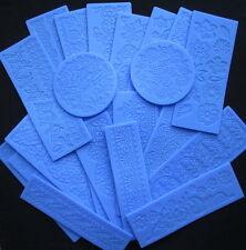NUOVO FIORE PIZZO a forma di stampo in silicone stampo fondant Cake Decorazione Strumento di cottura