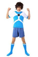 Inazuma Eleven Cosplay Costume Team Diamond Dust Alien Academy Soccer Jersey
