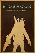 Bioshock Game Poster T060 *BUY2GET1FREE*