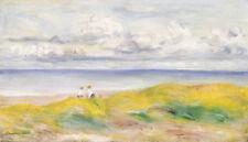 """PIERRE-AUGUSTE RENOIR """"Sur La Falaise"""" Landscape PRINT various SIZES, BRAND NEW"""