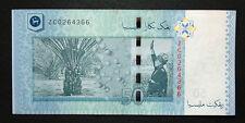 Rm50 Malaysia note (Jeti) prefix ZC # 35