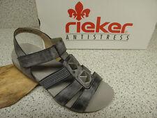 rieker® reduziert  bisher 59,95 €  Sandale Top Preis Gr. 33 + 36  (R233)