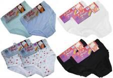 3 Ladies Briefs Women's Cotton Brief Full Mama Briefs Underwear Size 10-24