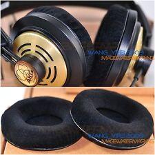 New Velour Ear Pads Cushion For AKG K121  S K141  MK II 2 K142 HD Headphones
