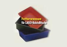 Behr Futterwanne 34 x 24cm für Beistelltische & Wannenhalter in div. Farben