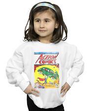 DC Comics Girls Superman Action Comics Issue 1 Cover Sweatshirt