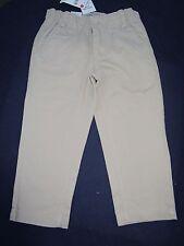 Boys Pumpkin Patch  Basic Chino  Pants Size 2 & 3   Latte   NWT