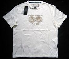 NATIONAL GEOGRAPHIC T-Shirt 120011083 PHO Creme