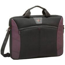GA-7500-01F00 Wenger Sherpa Slimcase Messenger Laptop Case Burgundy