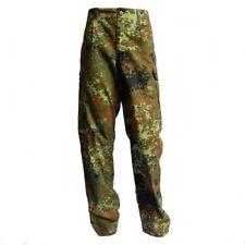 Genuine German Army Flecktarn Camo Trousers Pants Camouflage Military Surplus