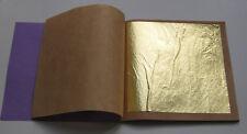 25 BLÄTTER (178,06 €/m²) BLATTGOLD DUKATEN DOPPEL GOLD 23 KARAT LOSE, GOLD