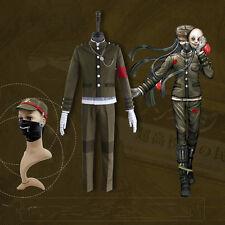 Danganronpa V3 Killing Harmony Shinguuji Korekiyo Cosplay costume Kostüm Neu