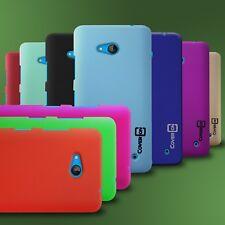 For Microsoft Lumia 640 Hard Case Slim Rubberized Matte Thin Phone Cover
