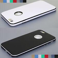 "UltraThin Slim Soft Rubber Matte Bumper Case Cover For iPhone 5 5S 6 6 PLUS 5.5"""