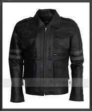 Resident Evil 6 Leon Kennedy RE6 homme fashion Gaming Veste En Cuir Costume