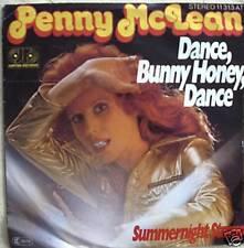 "7"" KULT! PENNY MCLEAN : Dance Bunny Honey Dance /VG+?"