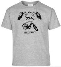 T-shirt, NSU Quickly, Pinup, MOTO, BICI, Oldtimer Youngtimer,