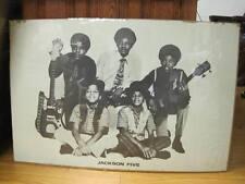 Vintage The jackson five Poster original black/white  10790