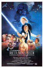 Star Wars Return of the Jedi Movie Poster Print A0-A1-A2-A3-A4-A5-A6-MAXI 498