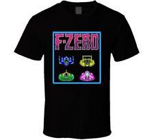 F-zero Snes Classic Video Game T Shirt