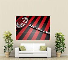 AC Milan Football  Giant XL Section Wall Art Poster SP146