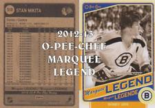 2012-13 O-Pee-Chee Hockey #524 - #600 - Choose Your Cards