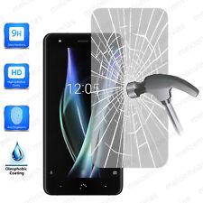 CRISTAL TEMPLADO Protector pantalla BQ AQUARIS X / X PRO 9H + Toallita Opcional