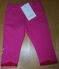 Catimini baby girl pink leggings BNWT 3-6 m designer