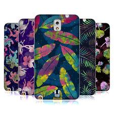 Case Designs sombra impresiones Suave HEAD Gel caso para SAMSUNG TELÉFONOS 2