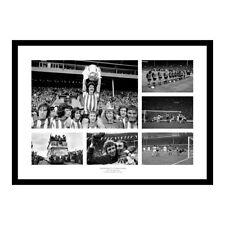 Sunderland AFC 1973 FA Cup Final Photo Montage Memorabilia (MU6)