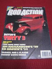 STREET ROD ACTION - TIRTY 3 - June 1994 vol 23 #6