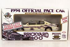 BROOKFIELD ~ 1994 BRICKYARD 400 ~ MONTE CARLO PACE CAR ~ 1/25