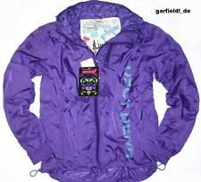 VSCT Clubwe*ar Gr.L*Hooded Double Zip Windbreaker* purple Jacke, Anorak *NEU