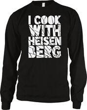 I Cook With Heisenberg Meth Drugs Make Sell Blue Show Break Watch Men's Thermal