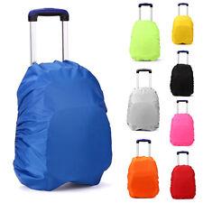 15-25L Kids Waterproof Backpack Bag Luggage Rain Cover Rolling Trolley Suitcase