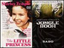 Family Classics: Jungle Book/The Little Princess Shirley Temple, Cesar Romero,