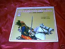 The Charge of the Light Brigade Original Sound Track LP