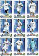 MATCH ATTAX 2007 2008 football card team sets - VARIOUS