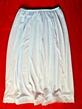 Ladies White Half Slips UK size 4,6,8, 10 ,12, 14, 16  UNDERSKIRTS Waist slips