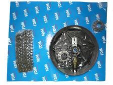 Plateau poulie pignon 11/12 dents Chaine pour mobylette PEUGEOT 103 104 MVL GT10