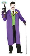 GUIRCA Costume vestito Joker batman  carnevale halloween uomo mod. 88059