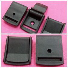 25mm Press Cam Flap Buckle Tie Down Secure webbing Fastening Zinc Plated 250kg