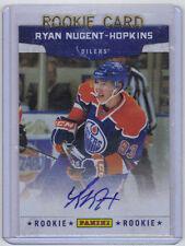 11-12 Panini Ryan Nugent-Hopkins Auto Toronto Expo Rookie Card RC #7 Rare /5?