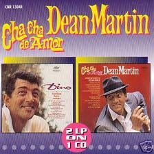 Dean Martin-cha cha de amor-Italian Love CANZONI CD